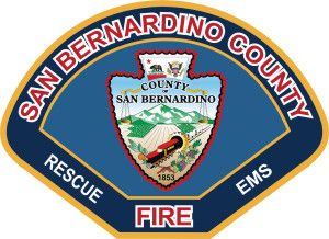 Sbd County Fire Logo